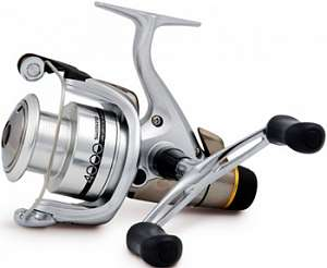 Кат. безынерц. Shimano SUPER GTM 4000 RC (3+1подш., 5.8:1, 340g, 1зап.шп.)