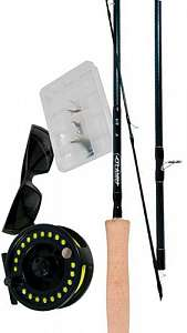 Набор Airflo Fly Fishing Kit 9' 8/9 Line